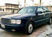 Toyota crown super saloon 1998 276000 kms