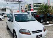 Chevrolet aveo gt5 2007 251978 kms