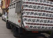 Camión camionetas mudanzas cuenca fletes