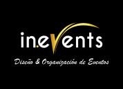 Inevents diseño y organización de eventos