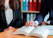 Asesoría para escribir ensayos académicos