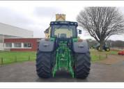 Tractor agrícola john deere 6195r - auto pow