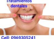 Tratamientos odontologico consulta gratis