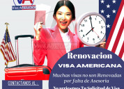 Asesoria migratoria y todo en tramite de visas