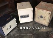 Aperturas reparaciones de cajas fuertes guayaquil