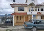 Casa econÓmica de venta en samana