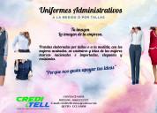 Uniformes administrativos quito