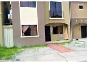Vendo villa en urb la romareda 4 habitac guayaquil