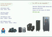 Venta de ups online, venta de baterias para ups,