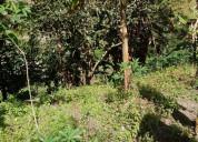 Venta de terreno en intag sector apuela