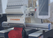 Maquinas bordadoras, bordadoras nuevas