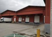 Alquilo bodega galpon 1,118 m2 complejo industrial