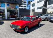 Chevrolet cargo 1985 4867 kms