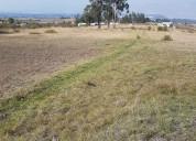 Terreno de 2 hectareas de venta sector ascazubi qu