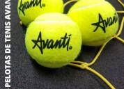 Pelotas de tenis set 3