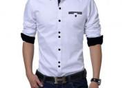 Camisas administrativas uniformes
