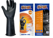 Guantes master c-40 de 50 cmts largo color negro