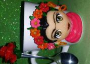 Bellas tazas decoradas 3n