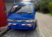 En venta furgoneta kia pregio