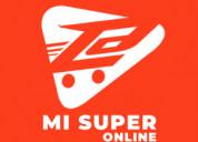 Promotor(a) / supermercado online para referidos