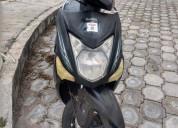 Motociclista automática 4tiempos
