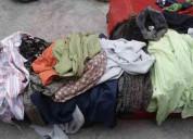 Compramos ropa de medio uso