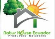 Natur house en la floresta