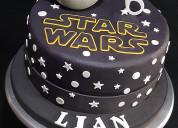 Pastel personalizado star wars grogu, baby yoda