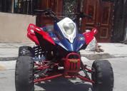 Cuadron motor1 rocket 250cc