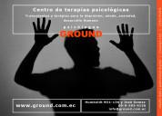Psicólogos ground terápias