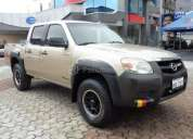 Mazda bt 50 cd 4x4 turbo diesel 2011 135000 kms