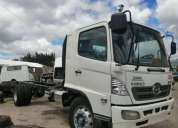 Vendo camion hino gd 2001
