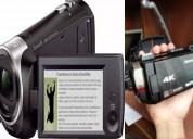 Videocamara se bachiller film estudiantil