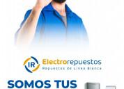Repuestos de línea blanca (electrodomésticos)