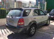Vendo kia sorento 2006 a diesel 4x4