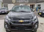 Chevrolet luv dmax cd diesel 2021 en ambato