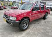 Chevrolet luv d max 2002 250000 kms