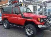 Toyota land cruiser 4500 efi 1986 230000 kms