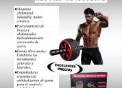 Rueda abdomen gym