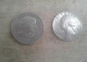 Moneda antigua americanas