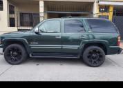 Chevrolet tahoe perfecto estado.