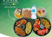 Comida saludable para mejorar la salud