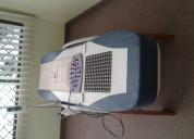 Camilla y equipos para terapias de termo masajes