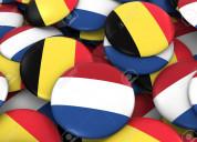 Francés / holandés efectivo con dgh eagle - time is money