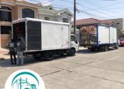 Mudanzas y fletes guayaquil camiones