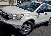 Honda crv 2007 a la venta // cero choques //