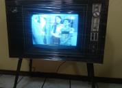 Tv reliquia jvc japonesa aÑo 1950-1960 b&n funcion