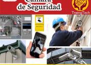 Curso de cámaras de seguridad análogas & ip