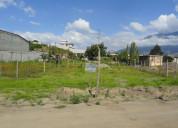 Venta de terreno en atuntaqui ciudadela gangotena