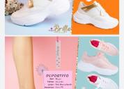 Hermosos calzado de mujer